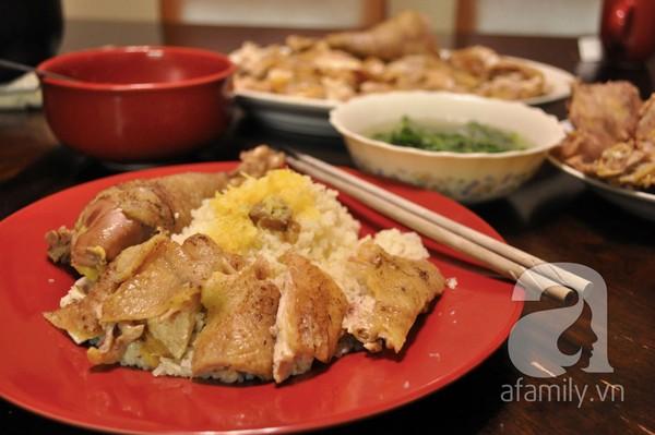 Công thức cơm gà Hải Nam chuẩn ngon như nhà hàng