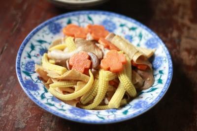 Gợi ý cho bạn thực đơn ăn chay ngon cho đầu tháng