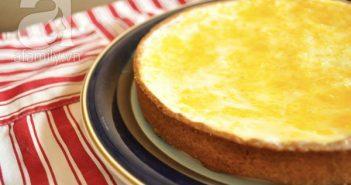 Tự làm bánh tart chanh thơm ngon như ngoài hàng