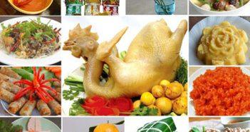 Mâm cúng ông Công ông Táo truyền thống của người Việt có những gì?