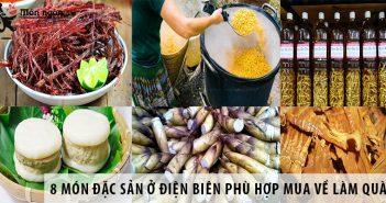 8 món đặc sản ở Điện Biên phù hợp mua về làm quà