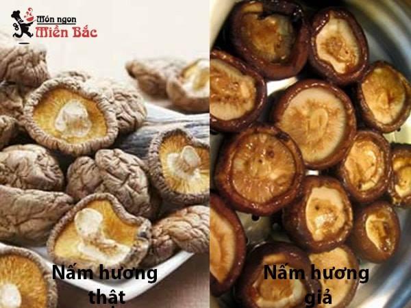 Tác dụng của nấm hương rừng? Cách phân biệt nấm hương Sapa thật và giả