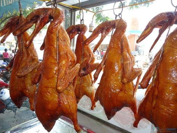 Hướng dẫn cách làm món vịt quay Lạng Sơn cực ngon