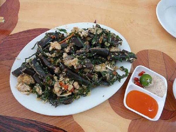 Sam biển - Món ăn gây thương nhớ của đất Quảng Ninh 2