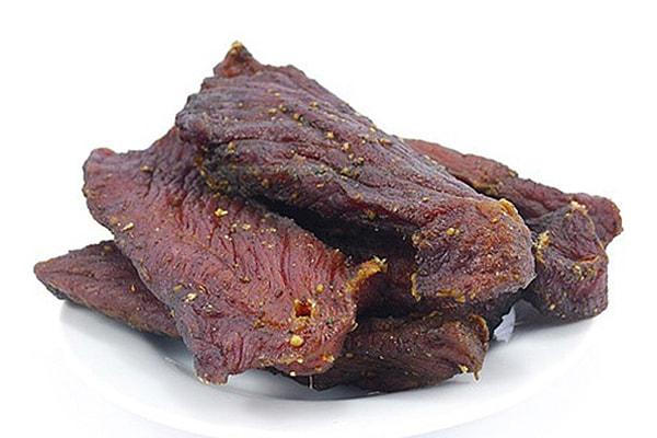 Cách làm món thịt trâu gác bếp Điện Biên 4