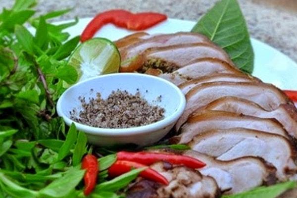 Chẩm chéo Điện Biên - Đặc sản núi rừng Điện Biên
