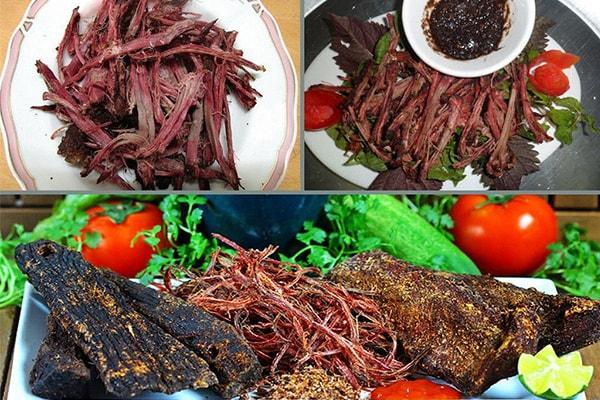 Những điều độc đáo về văn hóa ẩm thực của người Điện Biên 3