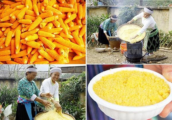 Những điều độc đáo về văn hóa ẩm thực của người Điện Biên 4