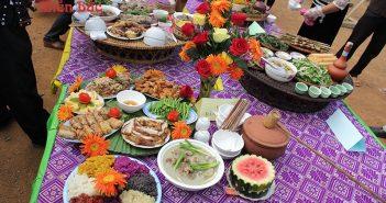 Những điều độc đáo trong Văn hóa ẩm thực Điện Biên