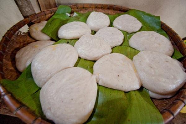 Bánh dày Điện Biên - đặc sản độc đáo của vùng đất Điện Biên 2
