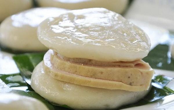 Bánh dày Điện Biên - đặc sản độc đáo của vùng đất Điện Biên