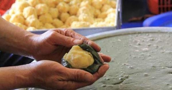Bánh gai Ninh Giang - Thức quà dân dã, ăn một lần nhớ mãi 2