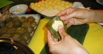 Bánh gai Ninh Giang - Thức quà dân dã, ăn một lần nhớ mãi