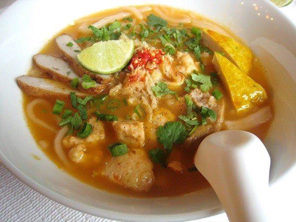 Cách làm món bún cá rô đồng chuẩn vị người Hải Dương