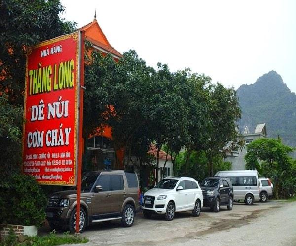 địa chỉ quán thịt dê Ninh Bình 3