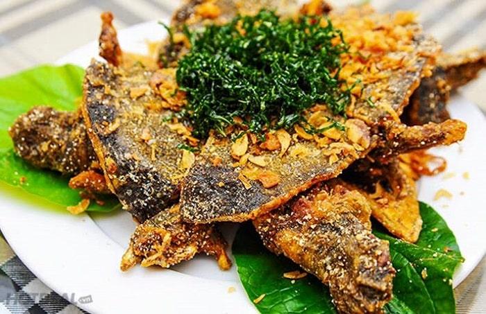 Những món ăn ở Giang Dung đều rất thơm ngon và giữ được mùi vị riêng