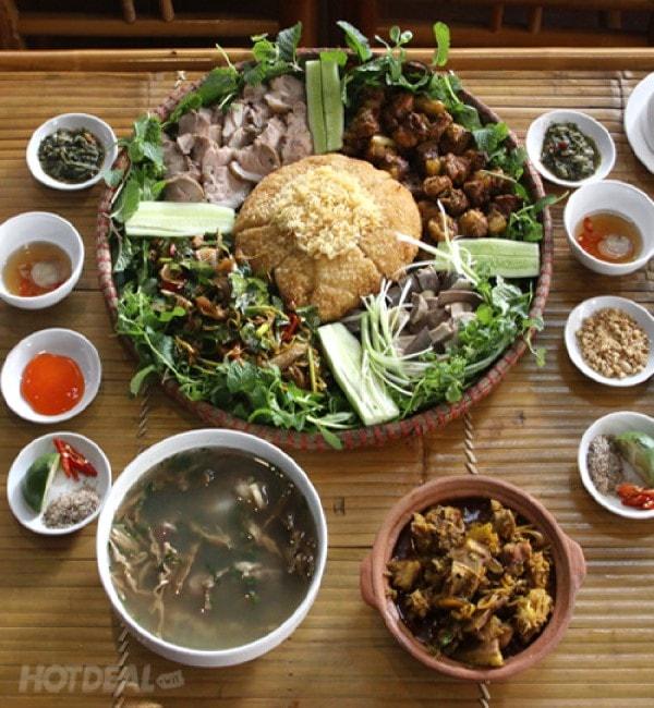 quán ăn Tây Bắc ở Hà Nội 10
