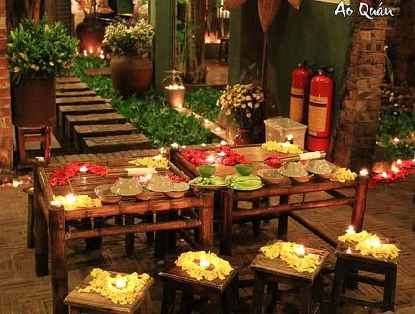 quán ăn Tây Bắc ở Hà Nội 11