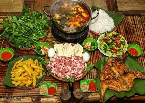 quán ăn Tây Bắc ở Hà Nội 12