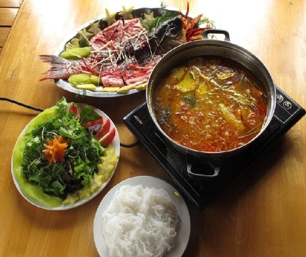 quán ăn Tây Bắc ở Hà Nội 2