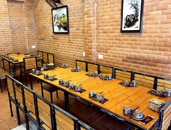 quán ăn Tây Bắc ở Hà Nội 4