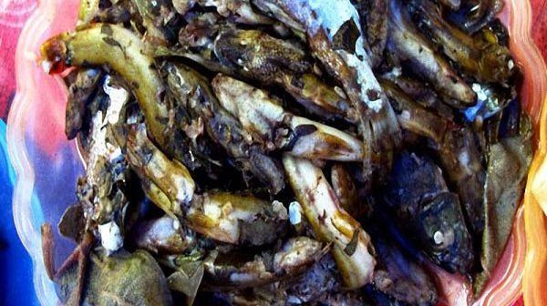 Cách làm cá bống vùi gio Lai Châu