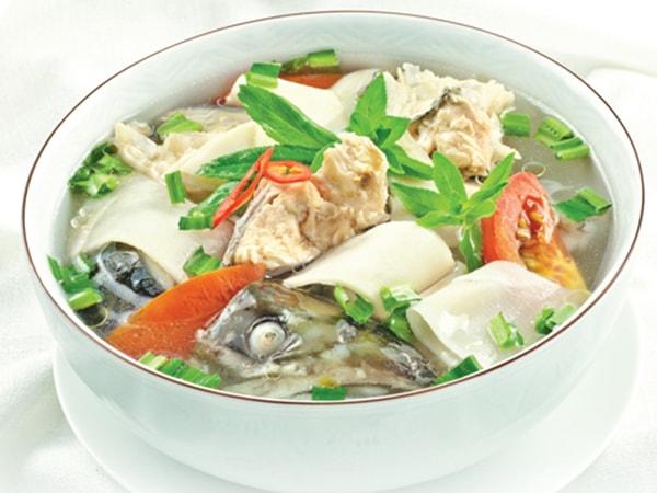 Kết quả hình ảnh cho cá tầm nấu canh chua