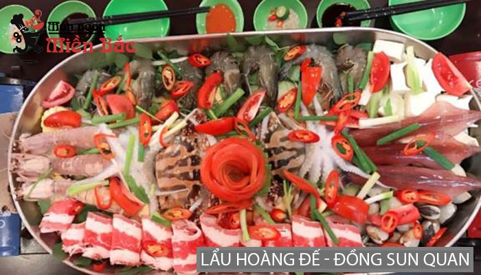 Lẩu Hoàng Đế – Đông Sun Quán
