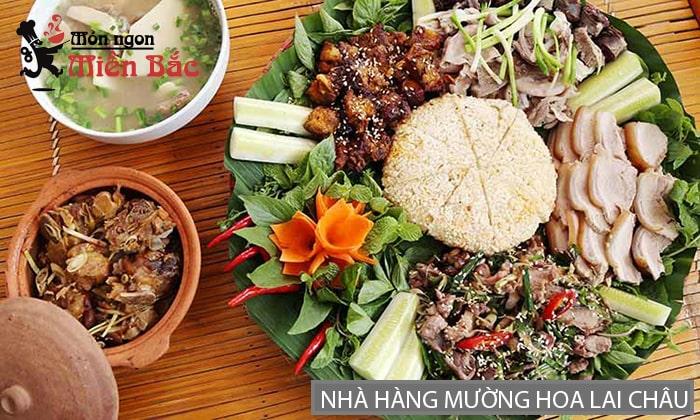 Nhà hàng Mường Hoa Lai Châu