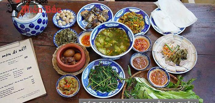 Các quán ăn ngon ở Lai Châu bạn không nên bỏ qua