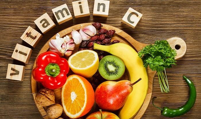 Ăn nhiều thực phẩm giàu vitamin C giúp phòng chống bệnh phổi