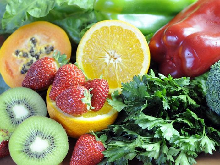 Thực phẩm giàu vitamin C giúp hỗ trợ cai thuốc lá hiệu quả