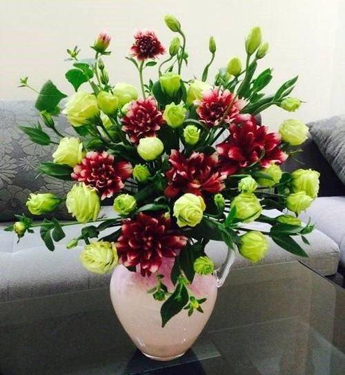 Mẫu hoa đẹp