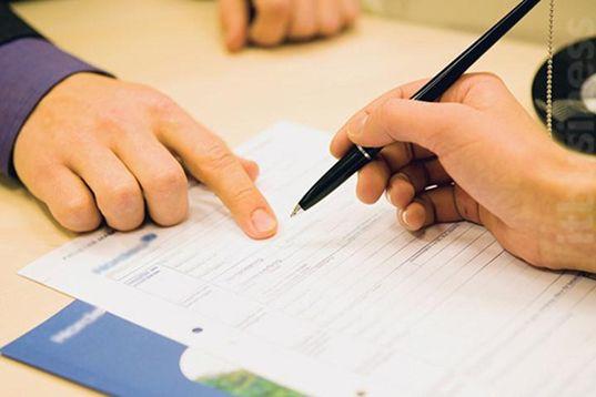 Cẩn thận khi ký hợp đồng mua chung cư