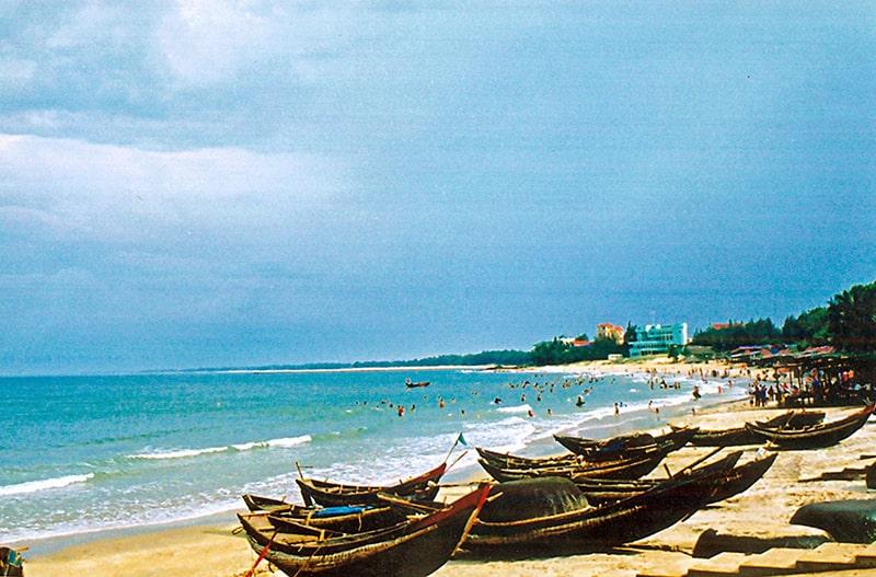 Bãi biển Thuận An cực đẹp ở cố đô Huế