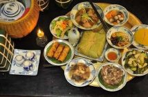 Mâm cơm Tết truyền thống