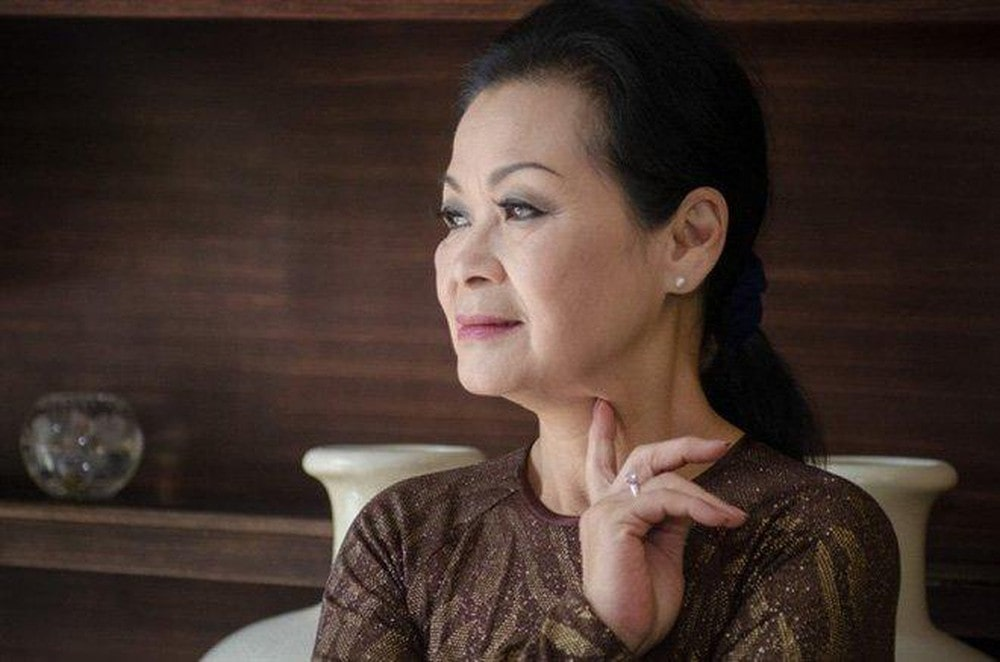 Khánh Ly là nữ danh ca rất nổi tiếng với những bài hát nhạc Trịnh