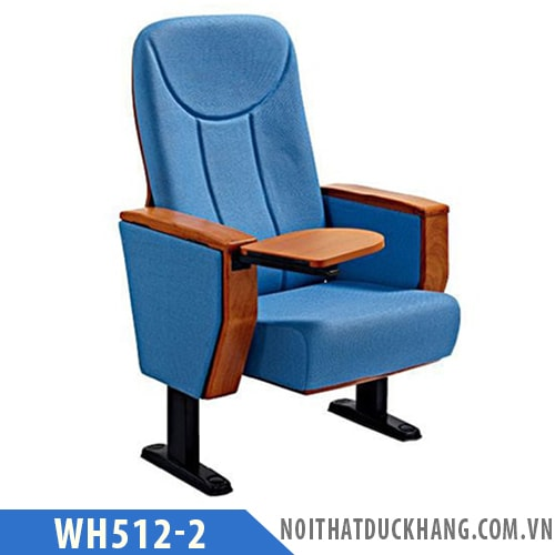 Ghế hội trường WH512-2 có bàn viết