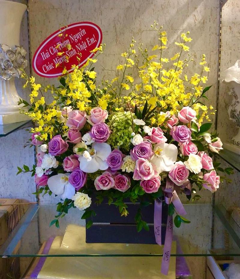 Shop hoa tươi Nancy