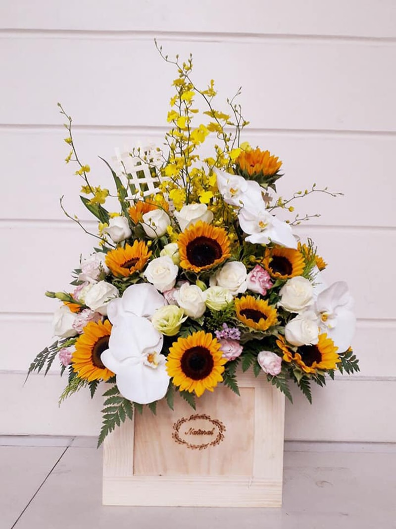 Shop hoa tươi Tea Floral