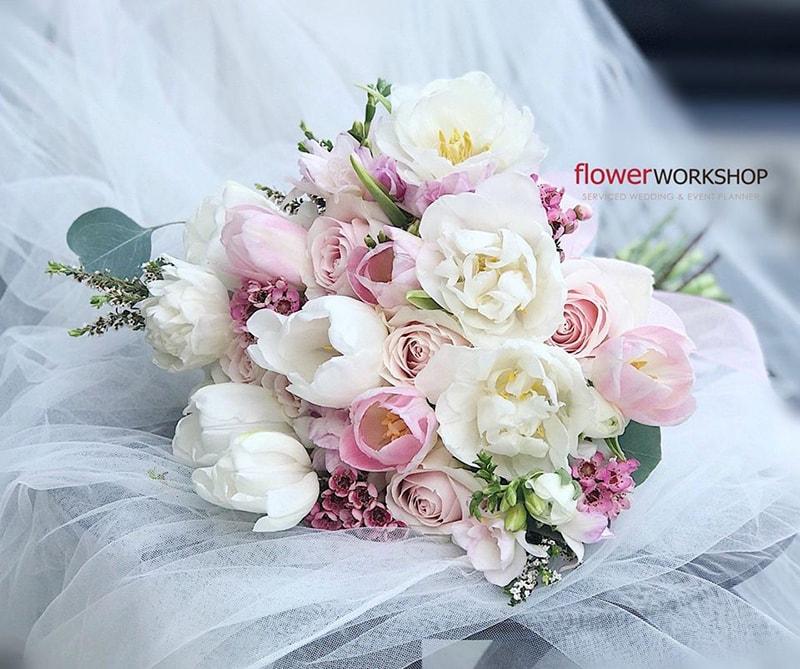 Shop hoa tươi Flower Workshop