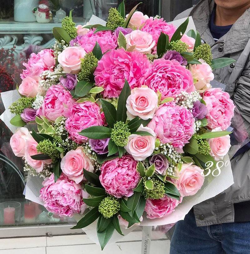 Shop hoa tươi 38 Degree Flower