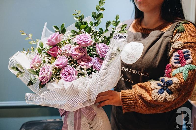 Shop hoa tươi Villa Des Fleur