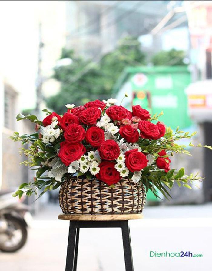 Shop Điện hoa 24 Giờ Hà Nội