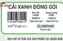 Địa chỉ in tem giá sản phẩm tại quận Hoàn Kiếm nhanh, giá rẻ