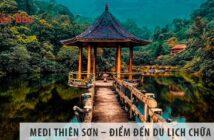 Medi Thiên Sơn – Điểm đến du lịch chữa lành cho tất cả mọi người